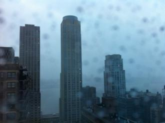 Storm in NYC