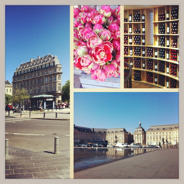 Sights from Bordeaux