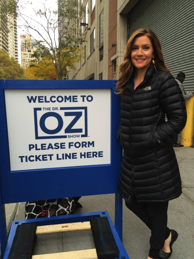 Dj and Oz sign