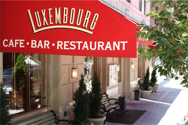 Cafe Luxembourg New York City
