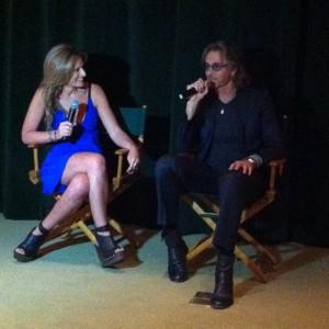 Rick Springfield talks to Denise Albert