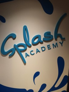 Splash Academy - parents not allowed