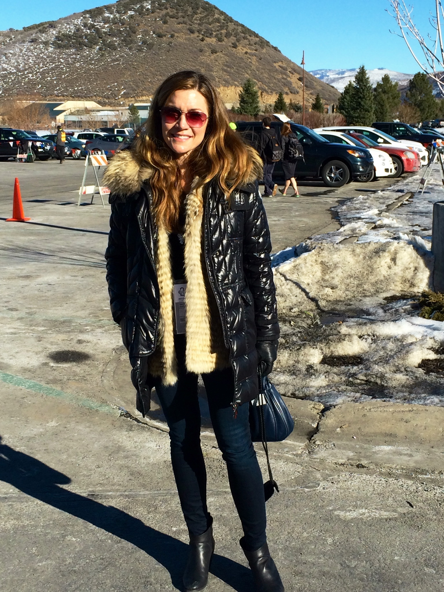 My Sundance wardrobe  photo.  Kim-Marie, you are welcome!
