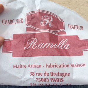 Ramella sack