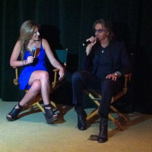 Rick Springfield talks to Denise Albert